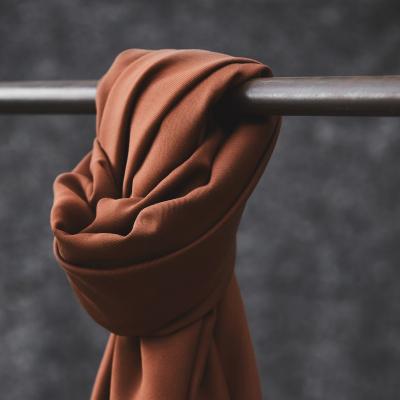 REMNANT 45x150 // Smooth Drape Twill - Pecan