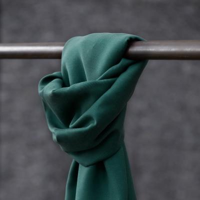 Smooth Drape Twill - Emerald
