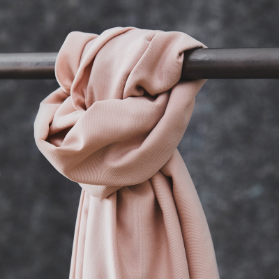 Smooth Drape Twill - Powder Pink