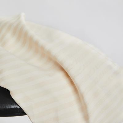 Two-tone Stripe Twill - Shell