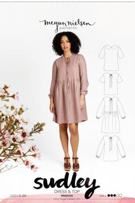 Sudley Dress & Blouse