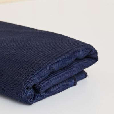 Linen/Cotton Twill - Indigo Night