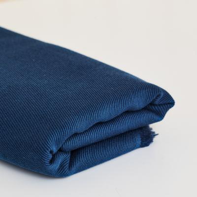 Linen/Cotton Twill - Ocean