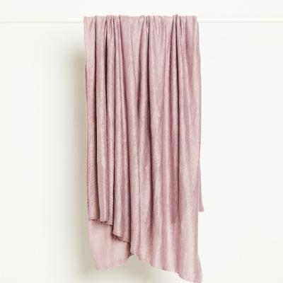 Fine Linen Knit - Lilac
