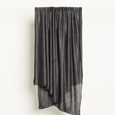 Fine Linen Knit - Calm Grey