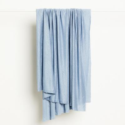 Fine Linen Knit - Faded Blue