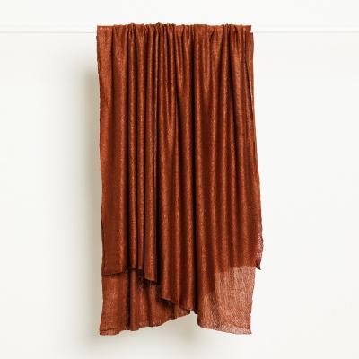 Fine Linen Knit - Sienna