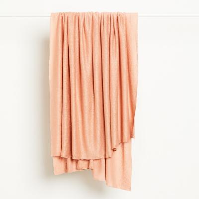 Fine Linen Knit - Rose