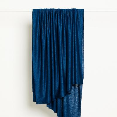 Fine Linen Knit - Ocean