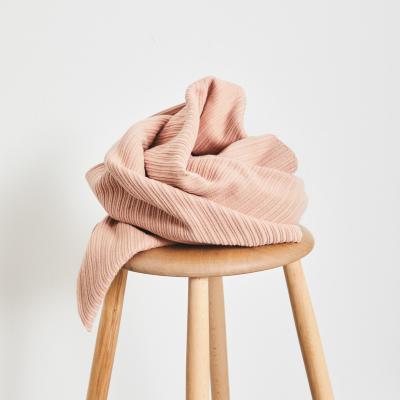 Organic Selanik Knit - Rose