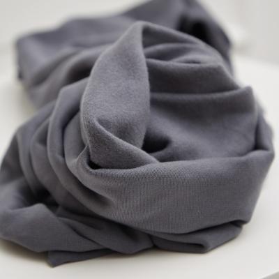 Organic Basic Brushed Sweat - Calm Grey