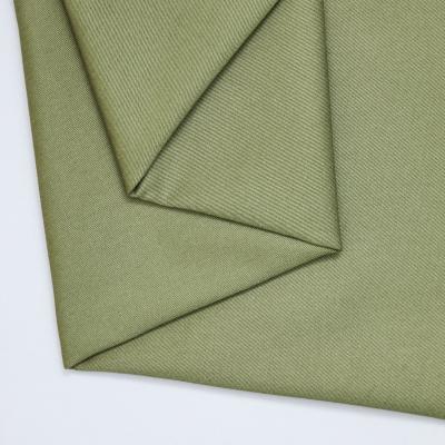 Organic Cotton Twill - Olive Green