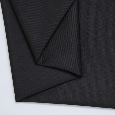 Organic Cotton Twill - Black
