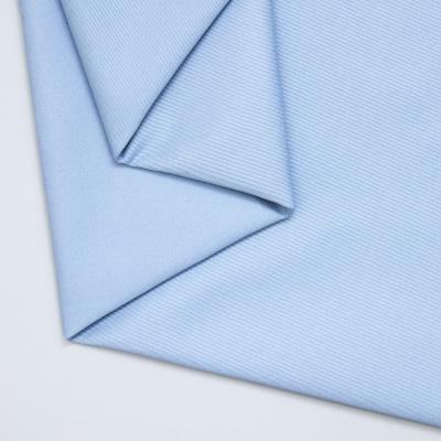 Organic Cotton Twill - Faded Blue