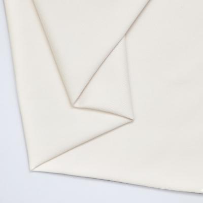 Organic Cotton Twill - Creamy White