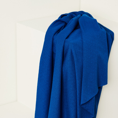 Organic Gem Pointelle - Intense Blue