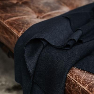 Organic Woolen Mold Sweat - Indigo Night