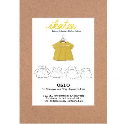 Oslo Blouse & Dress (6M-4Y)