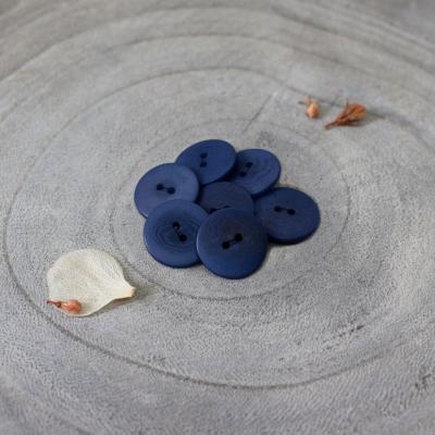 Palm Buttons, 15 mm - Cobalt