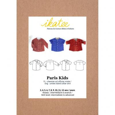 Paris Shirt (3-12Y)