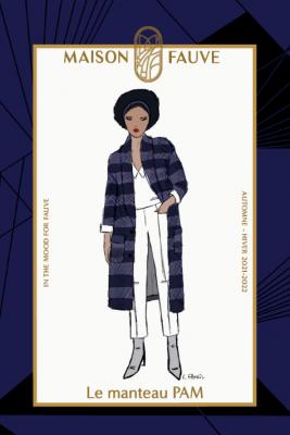 Pam Coat