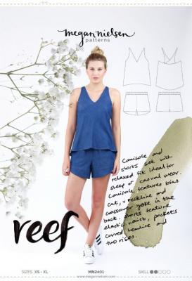 Reef Camisole & Shorts Set