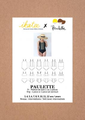Paulette Swimsuit (3-12Y)