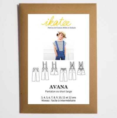 Avana pants (3-12Y)