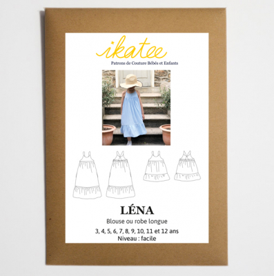 Lena Dress (3-12Y)