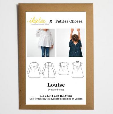 Louise Blouse & Dress (3-12)