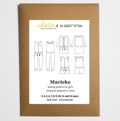 Marieke Jumpsuit & Dress (3-12)