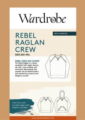 Rebel Raglan Sweat