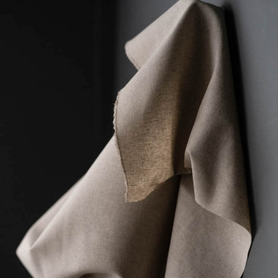 Flax Dry Oilskin - Natural