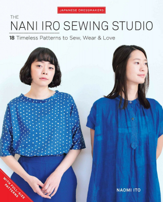 ENGLISH! nani IRO Sewing Book