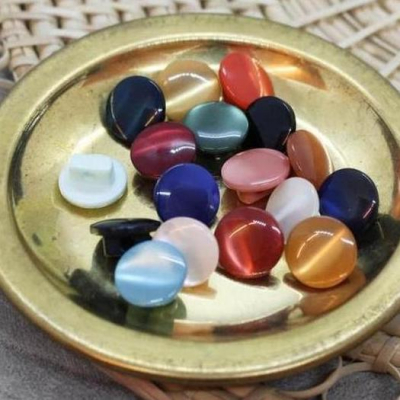 Swing Buttons, 10 mm