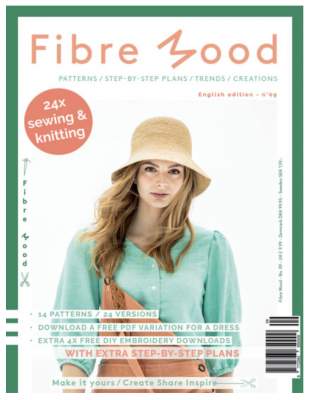 Fibre Mood magazine #9