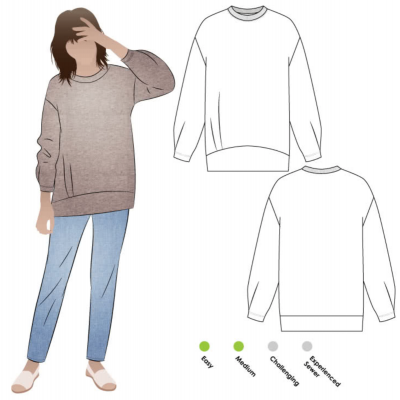 Jara Knit Tunic (18-30
