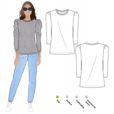 Emery Knit Top (18-30)