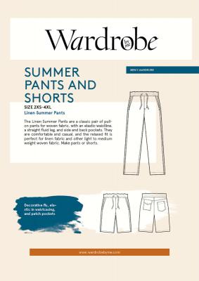 Summer Pants and Shorts