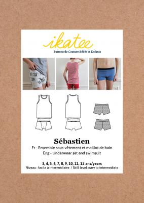 Sebastien Underwear (3-12Y)