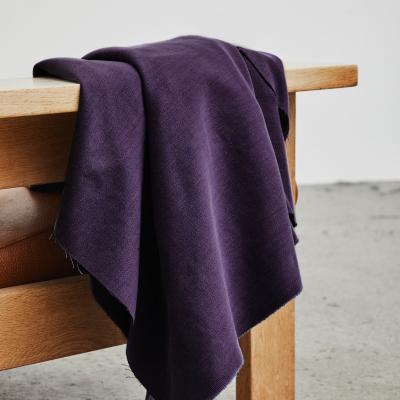 Sera Weighty Cotton Blend - Purple Night
