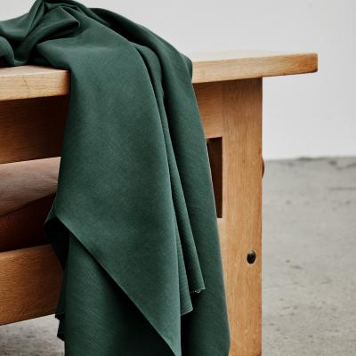 Sera Weighty Cotton Blend - Deep Green