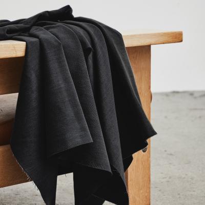 Sera Weighty Cotton Blend - Black