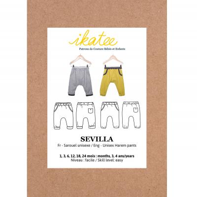 Sevilla Harem Pants (1M-4Y)
