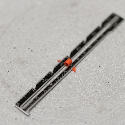 Metal Sewing Gauge