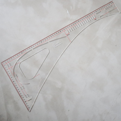 Tailor's Angle Ruler
