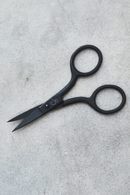Small Thread Scissors - Black