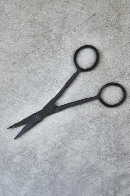 Tall Thread Scissors - Black