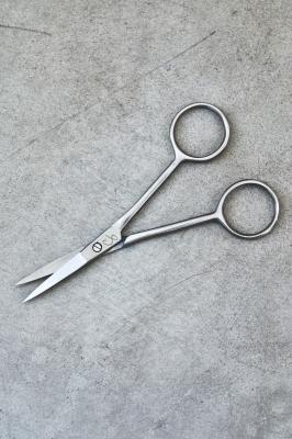 Tall Thread Scissors - Steel
