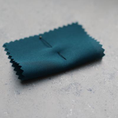 Silk Crepe de Chine - Emerald
